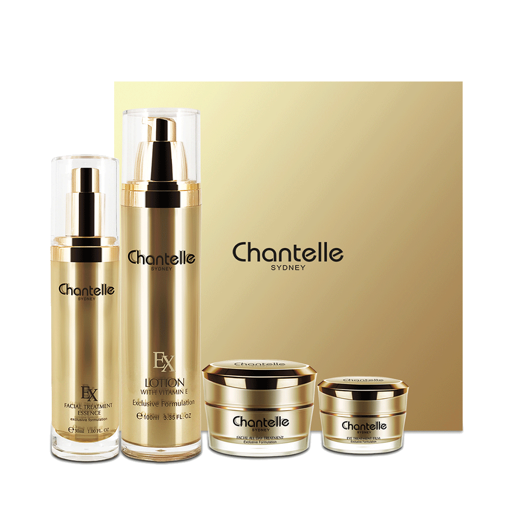 Chantelle Gift Pack ( Day, Eye, Essence, Lotion)